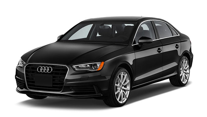Audi a3 Skolebil
