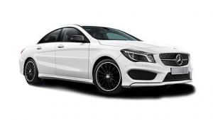 Mercedes cla Skolebil